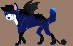 Scourge the Wolf by dogo987