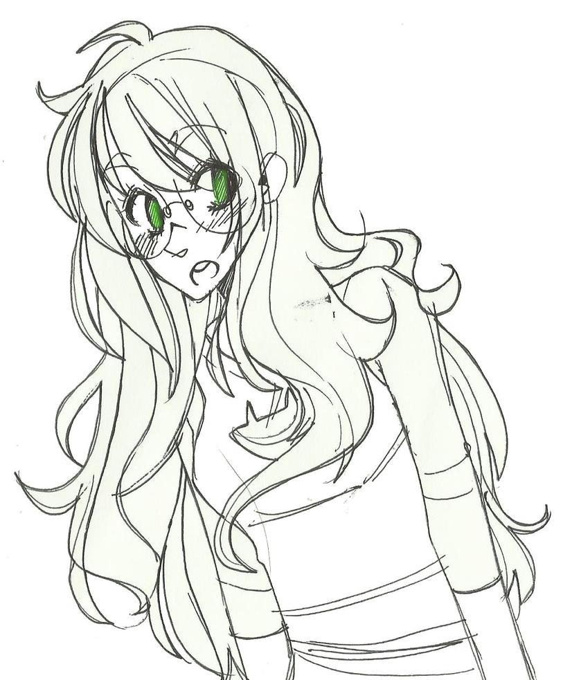jade harley by IchinekoMonogatari