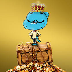 My Favorite Reward and King At Gumball Win by FAZE-Alan-Mskull2019