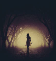 The dark alley by kimerajam