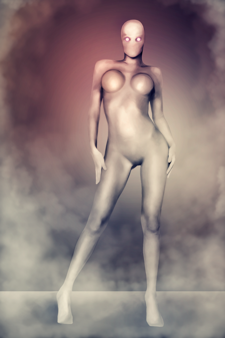 silver surfer - female version by nickyheavens