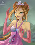 Flora enchantix (+ video drawing!)
