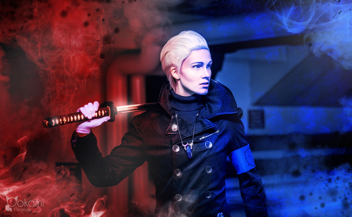 Vergil Cosplay - Limbo by Sillizicuni