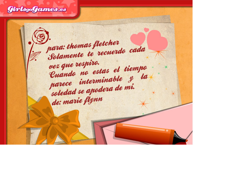 love letter decoration 02 by laureniarosax
