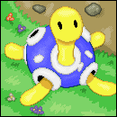 Shiny Shuckle in Cianwood City by TheDeadHeroAlistair
