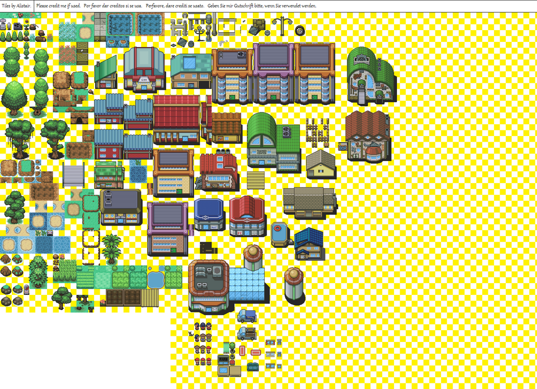 16X16 Tileset how to insert tiles into advancemap for dummies » rom