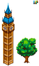 12-bit Big Ben preview by TheDeadHeroAlistair