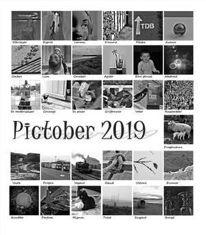 Mon Pictober 2019