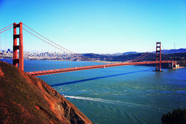 Golden Gate Bridges by zoz1995