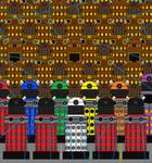 Daleks Invading Earth