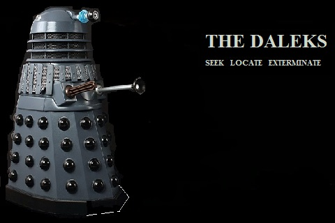 Seek Locate Exterminate 1 by WALLE1Doctor1Who