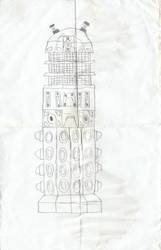 Another Dalek Doodle