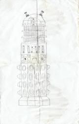 Another Dalek Doodle