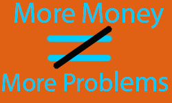 Money Problems, really and issue? by TroyandFriends