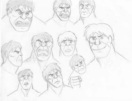 Genndy Tartakovsky Hulk