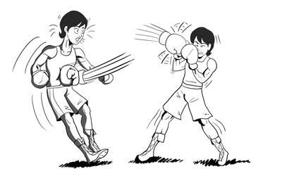 Julias Taking Punches