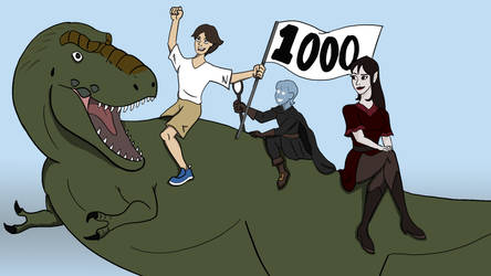 1K Watchers!