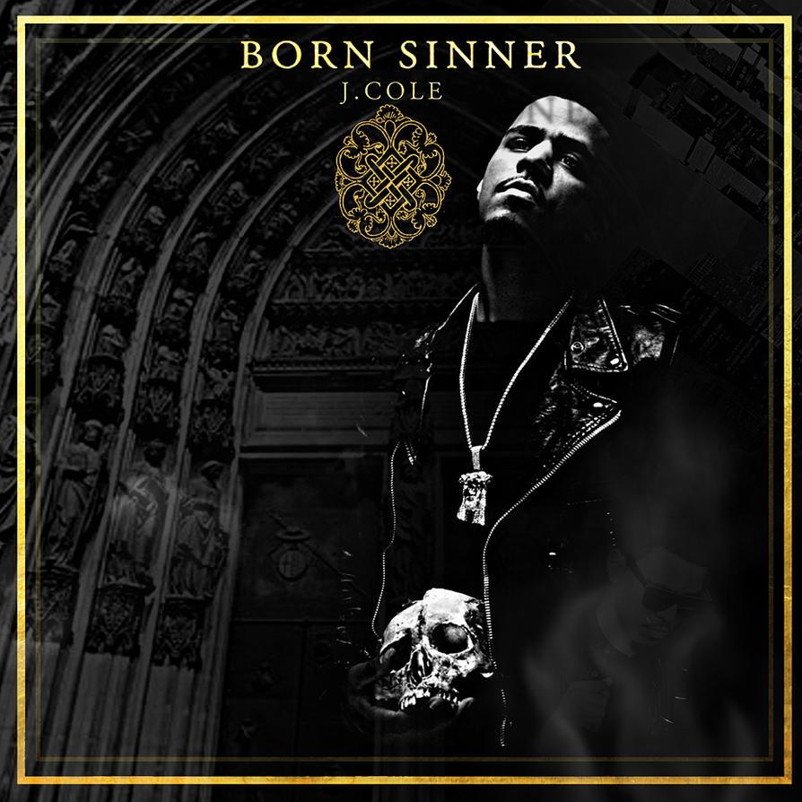 J Cole Born Sinner Album Cover Born Sinner Quotes. Qu...