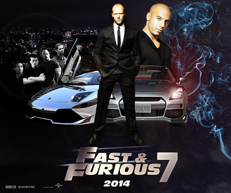 Fast and furious 7 by outlawsarankan