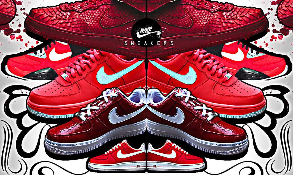 Nike Sneakers by Outlawsarankan