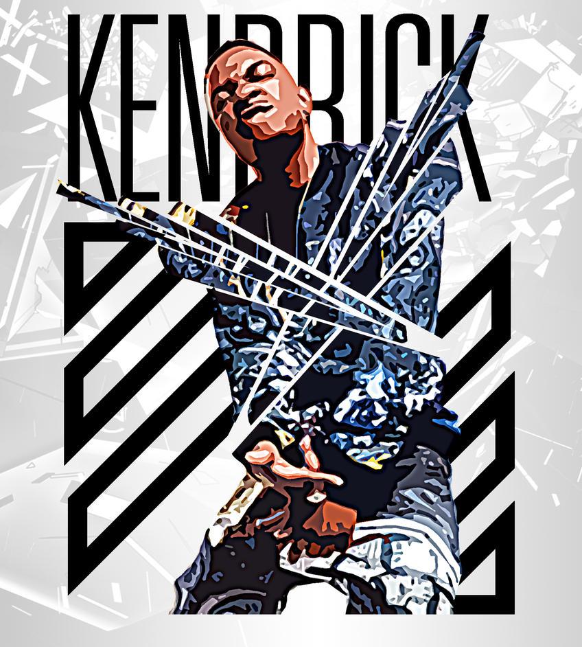Kendrick Lamar by Outlawsarankan