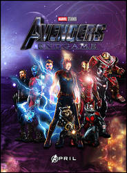 Avengers Endgame by Outlawsarankan