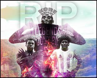 Legends RIP by Outlawsarankan