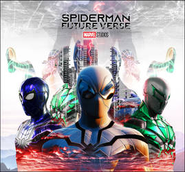 Spiderman Future-verse by Outlawsarankan