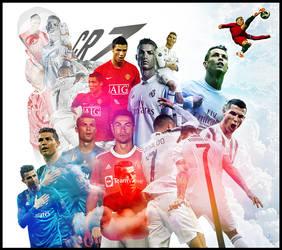 Cristiano Ronaldo by Outlawsarankan