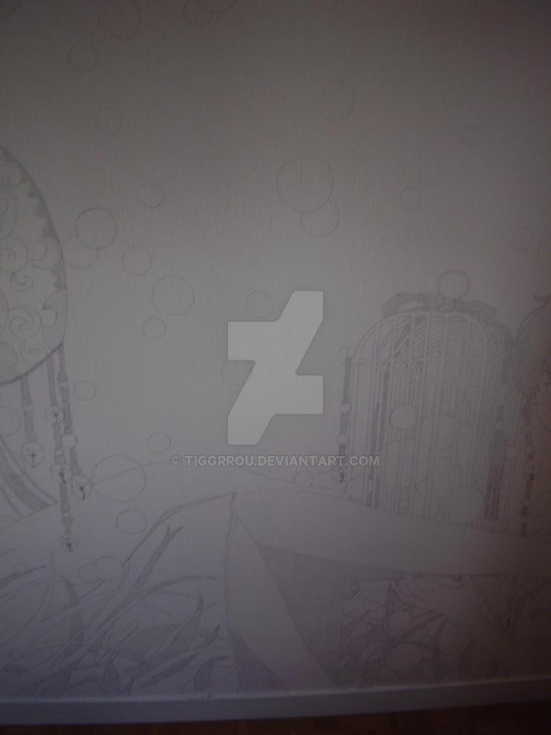 yuko's wall_2 by tiggrrou