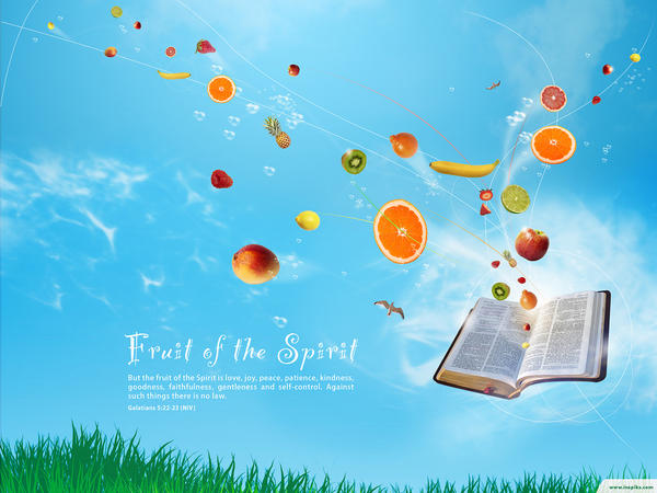 Fruit of the Spirit by loswl