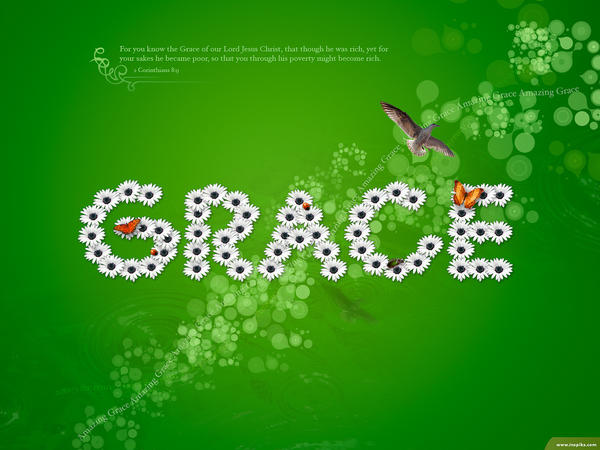 Amazing Grace by loswl