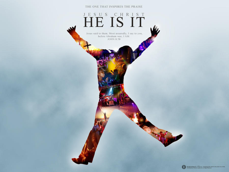 HE IS IT by loswl