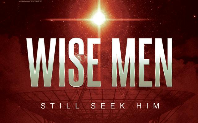 wise men still seek him church flyer template by loswl