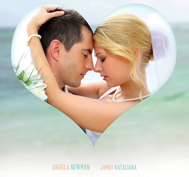 Our Wedding Movie Poster Template by loswl on deviantART