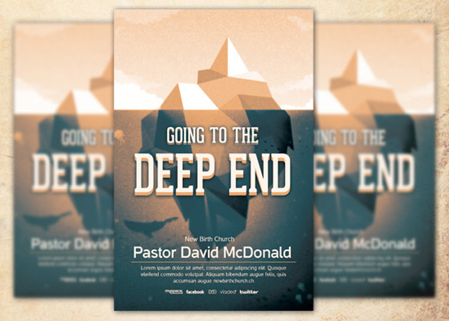 Faith Church Flyer Template By Loswl Deviantart – Fondos de Pantalla