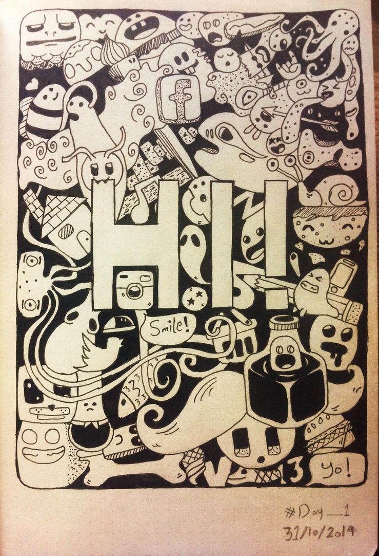Hi! by Zat3am