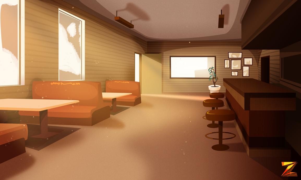 [Project: V] - Cafe by Zat3am