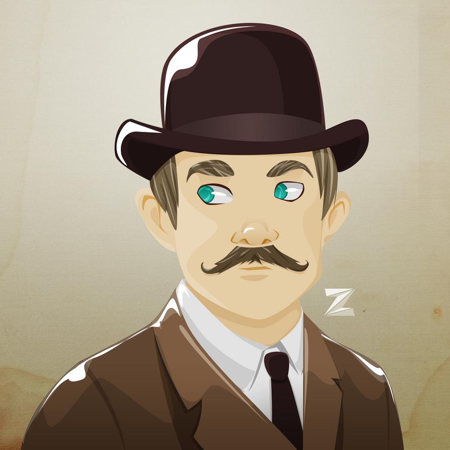 Dr. Watson by Zat3am