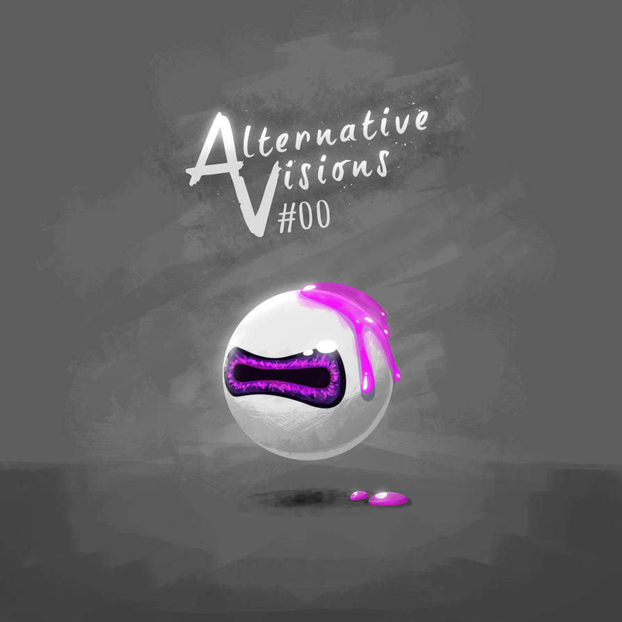 Alternative Vision #00 by Zat3am