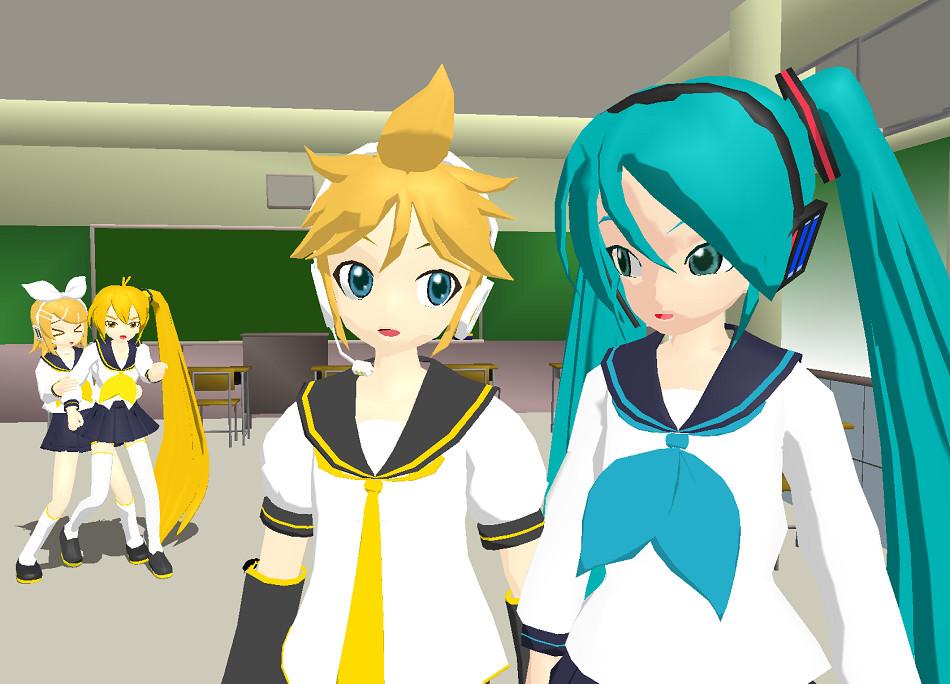 Akita Neru!   Which Girl Vocaloid are you? - Quiz