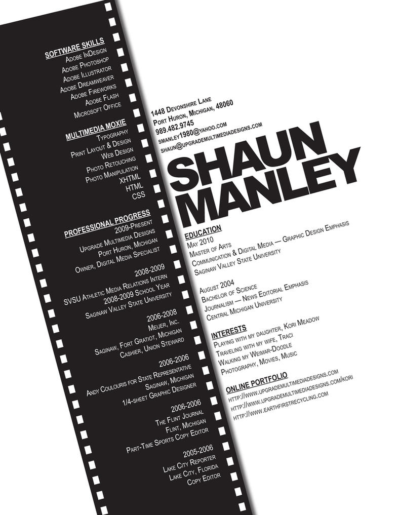 Resume by s1206