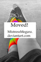 MOVED! RAINBOW SOCKS :D by tobifangirl52