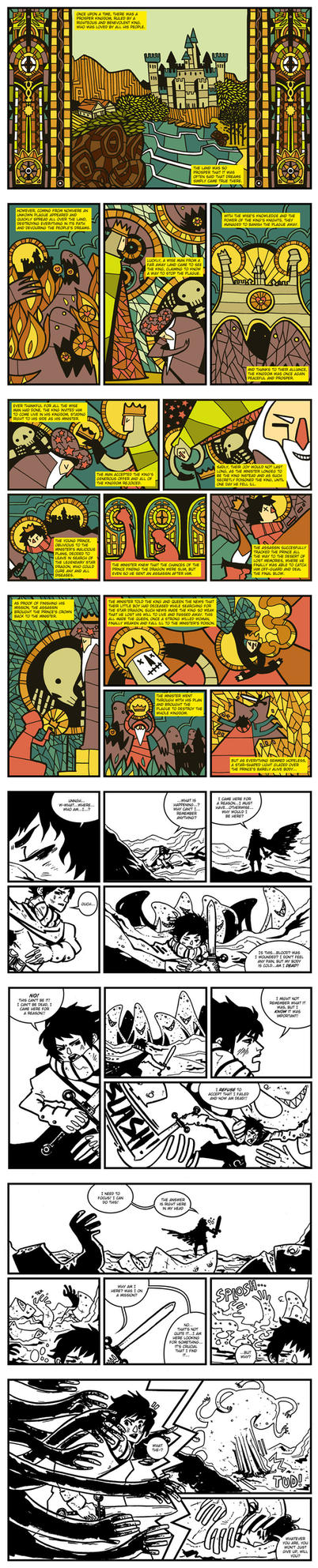 Death Royale part 1 - enterVOID by perca