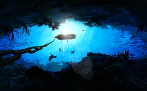 Finding the treasure by Athayar