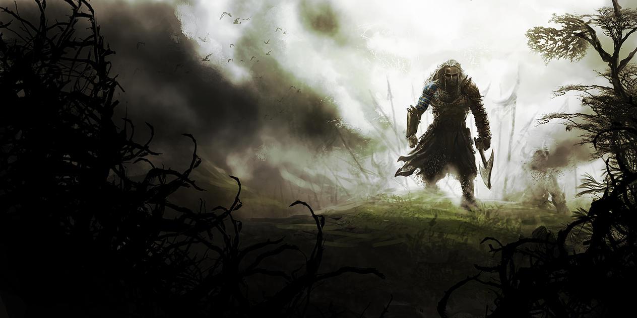 Rise of the viking king by Athayar