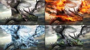 Dragon Declinaison