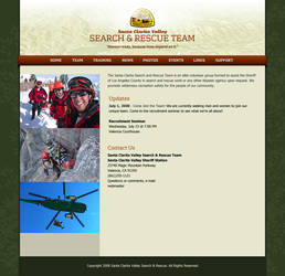 SCV Search and Rescue by BlakliteGraphics