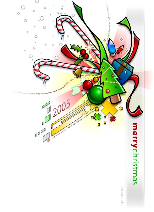 Christmas Card '05