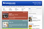 Myspace Redesign: Updated v1.5